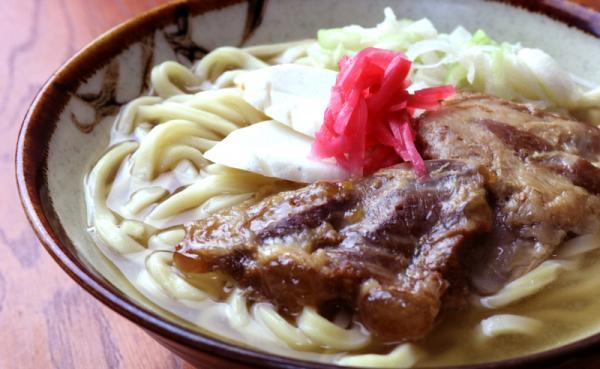 沖縄県本部町(もとぶちょう)「ふるさと納税」お礼品に『もとぶ食堂の 「軟骨ソーキそば」(4人前)』を新たに追加いたしました画像