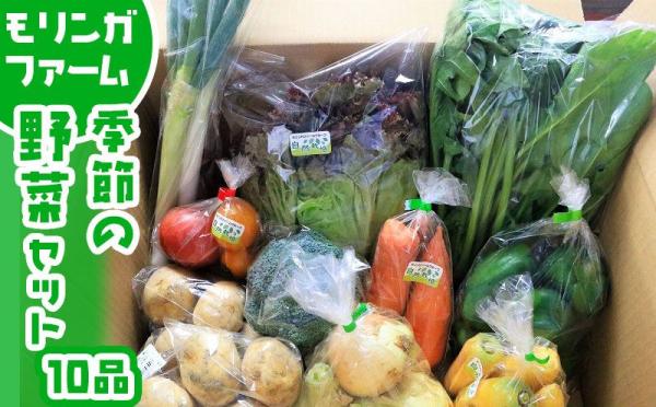 沖縄県南風原町(はえばるちょう)「ふるさと納税」お礼品に『農家が厳選した「季節のおすすめ野菜セット」をお送りします!(10品)』を新たに追加いたしました画像
