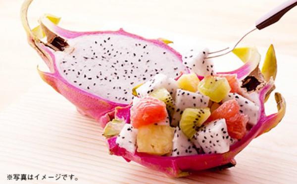 沖縄県南風原町(はえばるちょう)「ふるさと納税」お礼品に『【2021年発送】農家直送!栄養たっぷりドラゴンフルーツ 2kg』を新たに追加いたしました画像