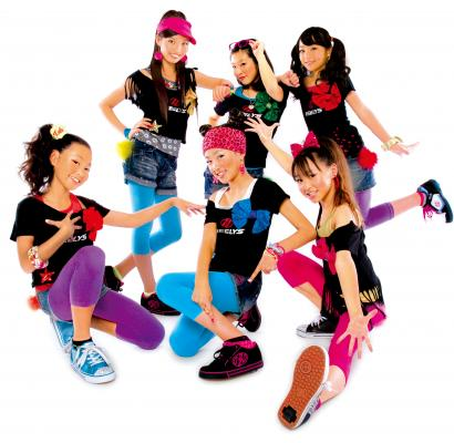 「HEELYS Dance Team」世界最大級のダンスイベントに出演決定!~avex Dance Master 「Dance NATION 2011」~