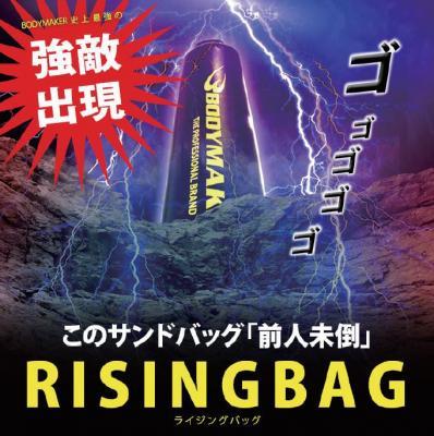 このサンドバッグ「前人未倒」 倒しても起き上がる不屈のサンドバッグ 新発売