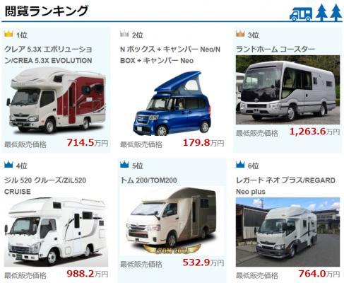 キャンピングカー株式会社