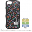 TPUバンパーiPhoneケース6・7・8共用PlayStation_Shapes