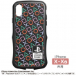 TPUバンパーiPhoneケースX・Xs共用PlayStation_Shapes