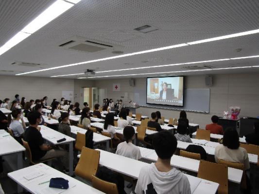 日本 赤十字 看護 大学 さいたま 看護 学部