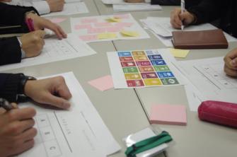 多種多様な職種が集まる共創の場!第3回アイデアソン「SDGs × 未来技術」